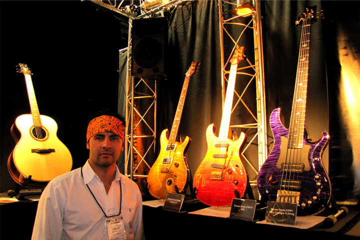 Andrés Osorio Toledo and PRS